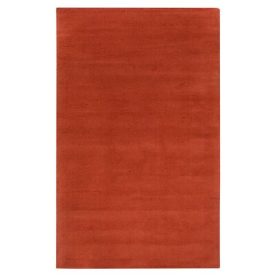 Villegas Hand Woven Wool Area Rug Rug Size: Rectangle 5 x 8