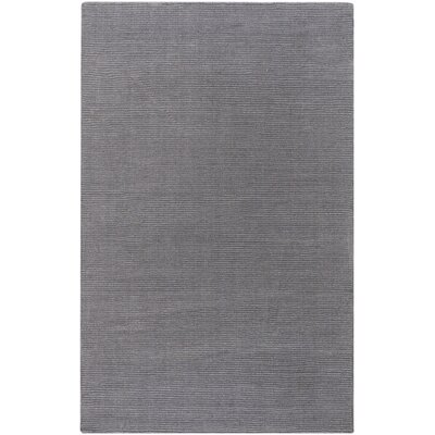 Villegas Hand Woven Wool Gray Area Rug Rug Size: Rectangle 8 x 11