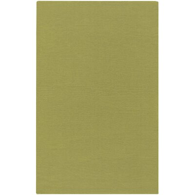 Villegas Lime Green Area Rug Rug Size: Rectangle 5' x 8'