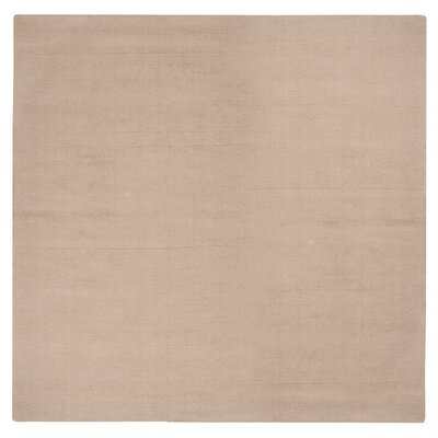Villegas Natural Area Rug Rug Size: Square 8