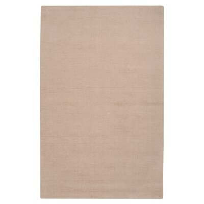 Villegas Hand Woven Wool Doe Skin Area Rug Rug Size: Rectangle 8 x 11