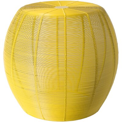 Chenelle End Table Finish: Bright Yellow