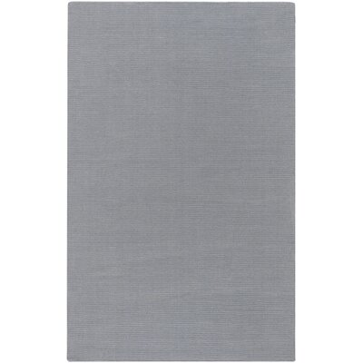 Villegas Gray Blue Area Rug Rug Size: Rectangle 76 x 96