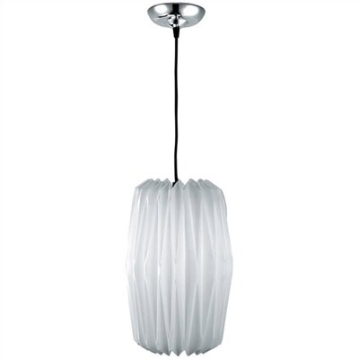Hudson Square 1-Light Mini Puff Pendant