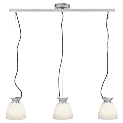 Jackson Heights 3-Light Kitchen Island Pendant
