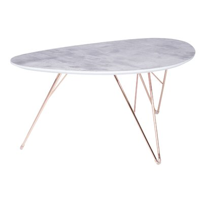 Auburndale Coffee Table Size: 15 H x 24 W x 24 D