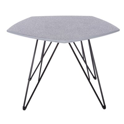 Buckley Modern Coffee Table Size: 15 H x 22 W x 22 D