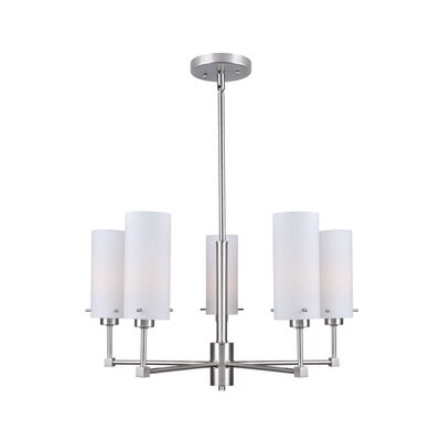 Camptown 5-Light Shaded Chandelier