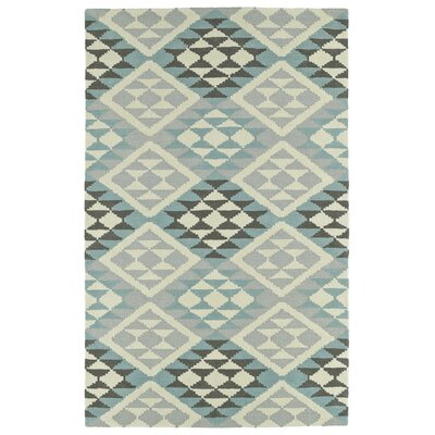 Hinton Charterhouse Hand-Tufted Spa Area Rug Rug Size: Rectangle 9 x 12