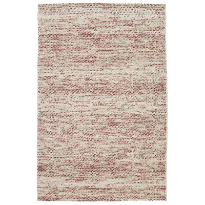 Chianna Handmade Rose Area Rug Rug Size: Rectangle 8 x 10