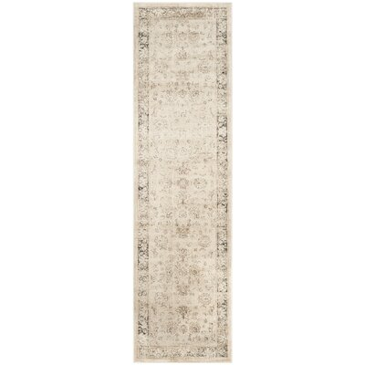 Gillmore Stone Area Rug Rug Size: Runner 22 x 6