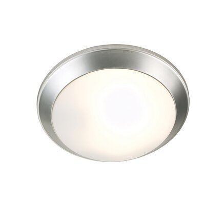 Cassity 2-Light Flush Mount