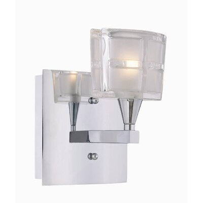 Edna 1-Light Armed Sconce