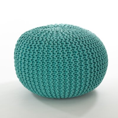 Bonelli Cotton Twisted Rope Ottoman