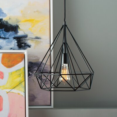 Salerno 1-Light Geometric Pendant