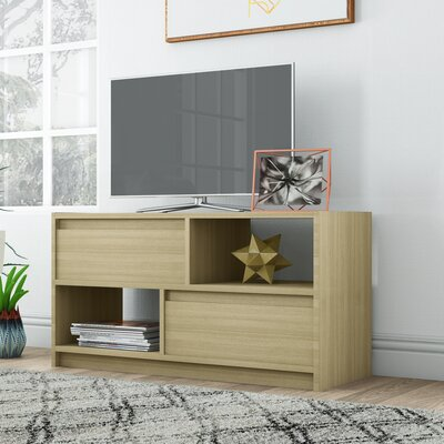 Gerritt 41.5 TV Stand Color: Urban Ash or Soft White Finish