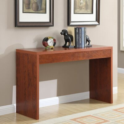 Fells Console Table Finish: Cherry
