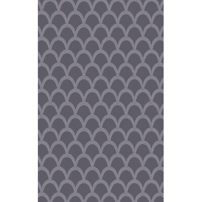 Villegas Gray Area Rug Rug Size: Rectangle 2 x 3