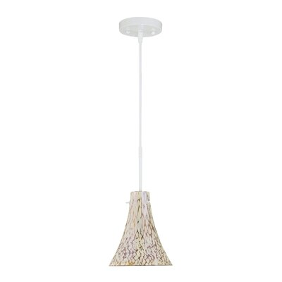 Castellanos 1-Light Mini Pendant