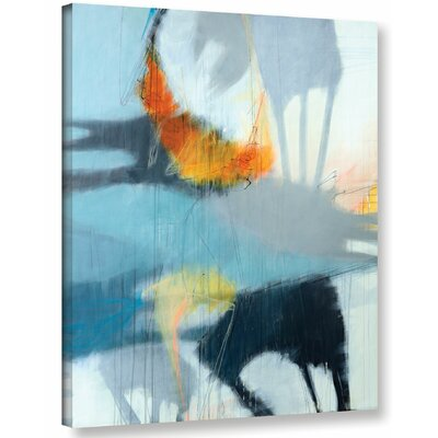 'Shadows' Graphic Art Print on Canvas Size: 10