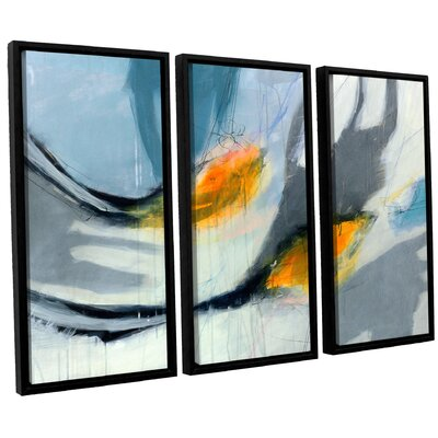 'Avalanche' Painting Print Multi-Piece Image on Canvas Size: 24