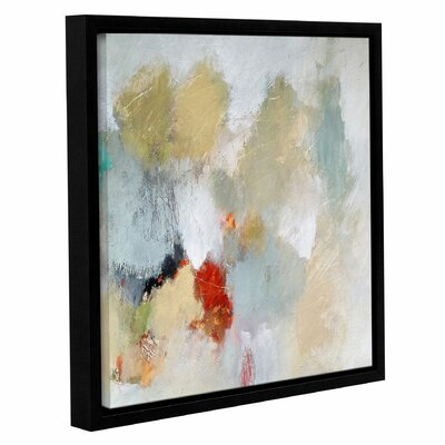 'In Sleep' Framed Painting Print on Canvas Size: 10