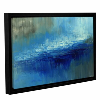 'Lost Paradise' Framed Painting Print on Canvas Size: 12