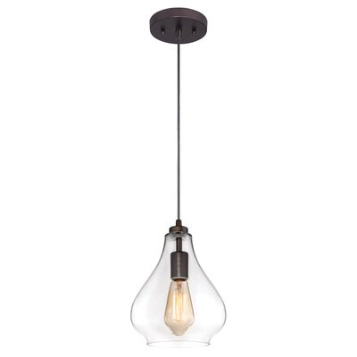 Castorena 1-Light Mini Pendant