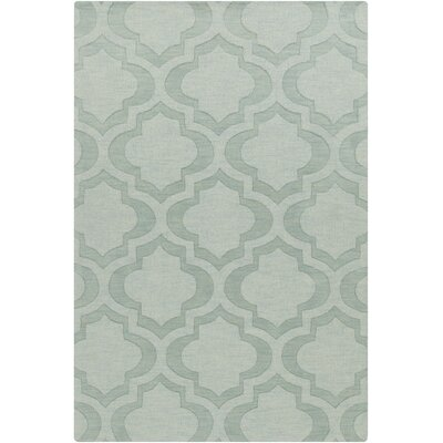 Castro Blue Geometric Zara Area Rug Rug Size: Rectangle 4 x 6