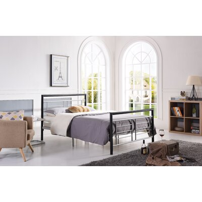 Caudillo Platform Bed Size: Twin