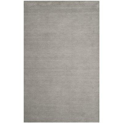 Bolick Grey Area Rug Rug Size: 4 x 6