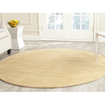 Trost Beige Area Rug Rug Size: Rectangle 2 x 3