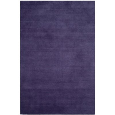 Trost Purple Area Rug Rug Size: 5 x 8