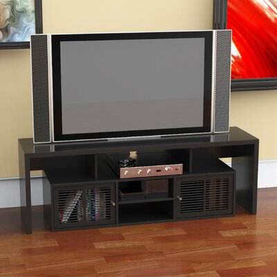 Fernandez 60 TV Stand Color: Black