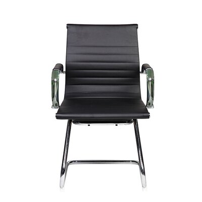 Ferranti Guest Chair Upholstery: Black