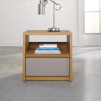 Flaugher 1 Drawer Nightstand