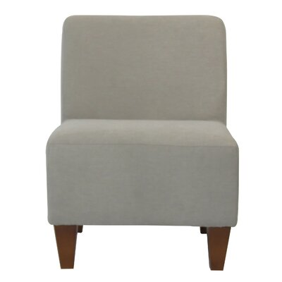 Fender Penelope Slipper Chair Upholstery: Taupe