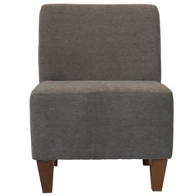 Fender Penelope Slipper Chair Color: Graphite