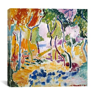 The Joy of Life by Matisse Canvas Print