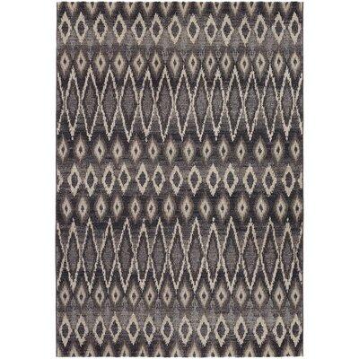 Sappington Gray Area Rug Rug Size: 710 x 112