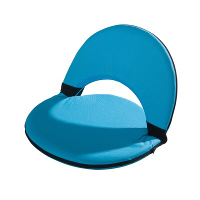 Bonds Foldable Chaise Lounge Fabric: Turquoise