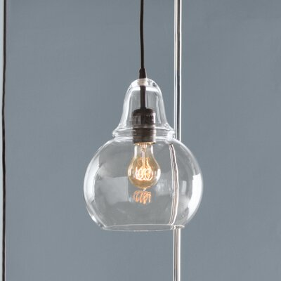 Conard 1-Light Mini Pendant Finish: Burnished Bronze