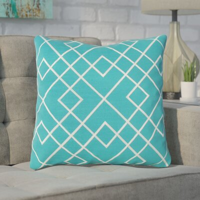 Argos Throw Pillow Color: Blue