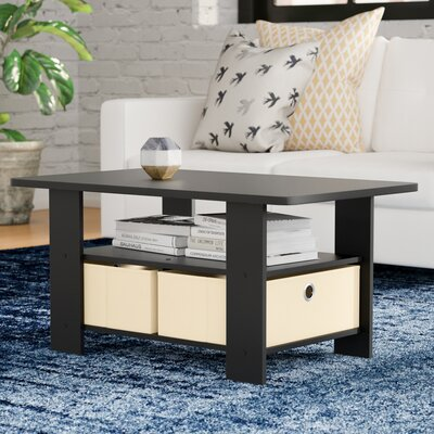 Kenton Coffee Table Color: Espresso / Brown