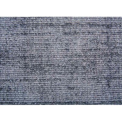 Sara Hand-Woven Blue/Gray Area Rug Rug Size: Rectangle 5 x 8