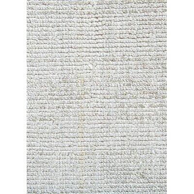 Sara Hand-Woven Taupe Area Rug Rug Size: 9' x 12'