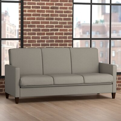 Sevier Futon Sleeper Sofa Color: Taupe