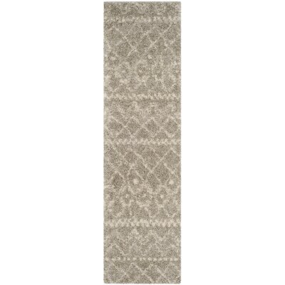 Amicus Brown Area Rug Rug Size: Runner 23 x 8