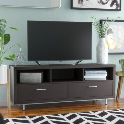 Oldsmar 60 TV Stand Color: Capuccino