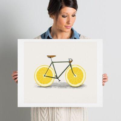 'Zest I' Painting Print Size: 20
